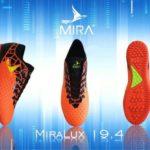 Giày Đá Bóng Mira LUX 19.4 – Màu Cam
