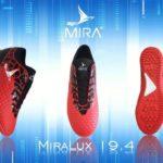 Giày Đá Bóng Mira LUX 19.4 – Màu Đỏ