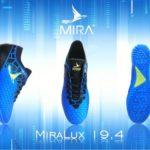 Giày Đá Bóng Mira LUX 19.4 – Màu Xanh Bích