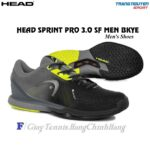 Giày Tennis Head Sprint Pro 3.0 SF Men BKYE (Đen/Vàng)