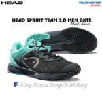 Giày Tennis Head Sprint Team 3.0 Men BKTE (Đen/Xanh dương)