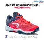 Giày Tennis Trẻ Em (KID) Head Sprint 3.0 Junior (Pink/Dress Blue)