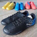 Giày Đá Bóng Trẻ Em Zenga – Màu Đen