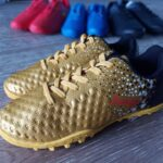 Giày Đá Bóng Trẻ Em Zenga – Đồng Vàng