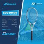 Vợt Tennis Babolat Evo Drive Lite Woman 2021 (255gr)