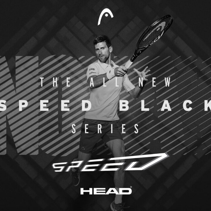 Vợt Tennis Head 2021 – Graphene 360+ Speed MP Black (300gr)