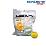Túi 72 Quả Bóng Tennis Trẻ Em HEAD T.I.P Orange (8 – 9 tuổi)