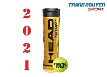 Bóng Tennis Head Tour XT Năm 2021 – Hộp 4 quả