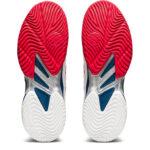 Giày Tennis Asics Court FF 2 White / Mako Blue Năm 2021 (1041A083.102)