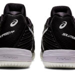 Giày Tennis Asics Solution Speed FF 2 Black/White Năm 2021 (1041A182.001)
