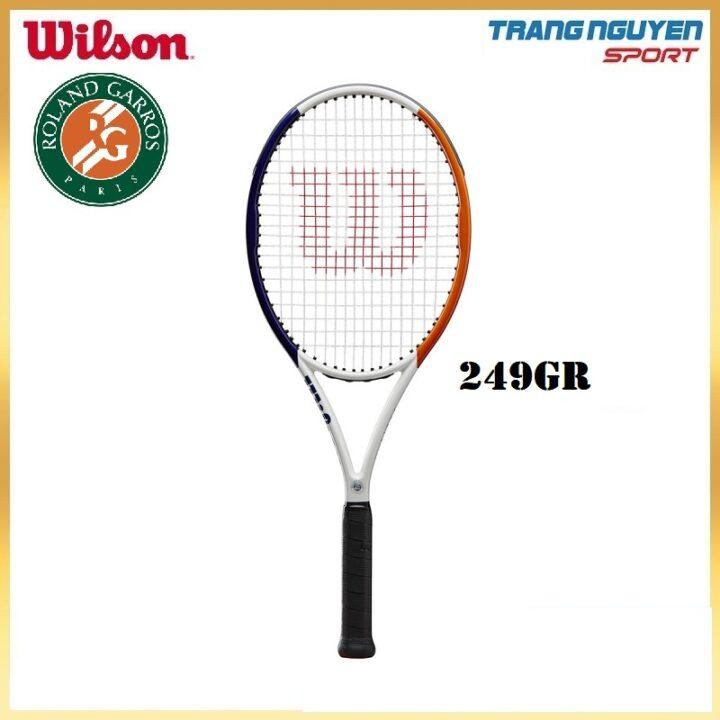 Vợt Tennis Wilson Roland Garros Team Năm 2021 (249gr)