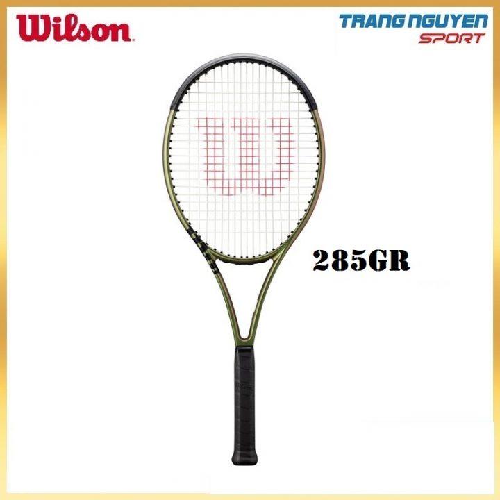 Vợt Tennis Wilson Blade 100L V8 Năm 2021 (285gr)