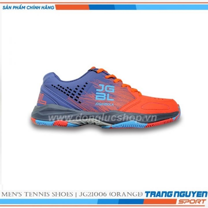 Giày Tennis Jogarbola JG21006 – Màu Cam